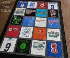 Volleyball T-Shirt Quilt — Snowy Days Quilting & volleyball t-shirt quilt Adamdwight.com