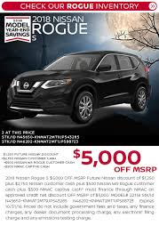 Car For Sale Flyer Simple New Nissan Specials Offers Incentives Future Nissan Of Roseville