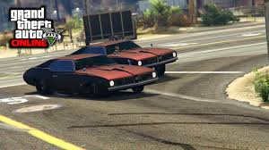 Gta Live Stallion Muscle Car Racing Gta V Spontaneous