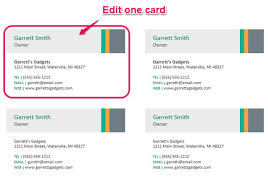 make business card in word how to make business cards in microsoft word techwalla com