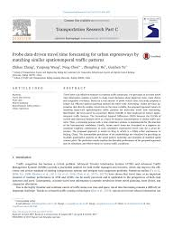 pdf modeling arterial travel time distribution by accounting for link correlations a co based approach
