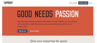 Design Gigs For Good Design For Social Impact Re Write Medium