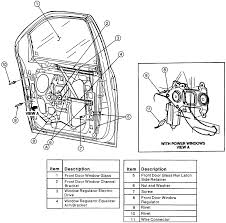 ford explorer power window wiring diagram discover ford windstar power window relay location