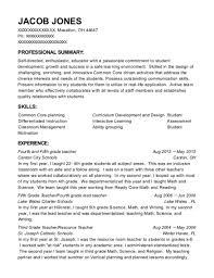 40th Grade Teacher Resume Meloyogawithjoco Classy Grade Resume