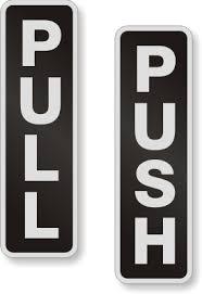 pull door sign. Delighful Pull Zoom Price Buy On Pull Door Sign B