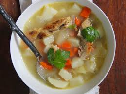 Image result for potato soup