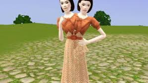 Dot and Bette Sims 3 version by Suaah on DeviantArt