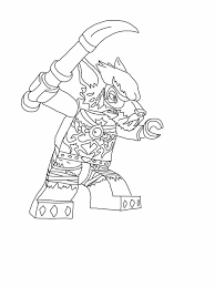 Small Picture Printable Chima Coloring Pages Coloring Me