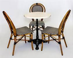 outdoor cafe chairs. Parisian Cafe Chairs And Table Outdoor
