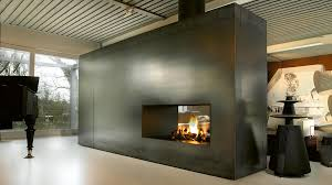 Charm Bespoke Two Sided Fireplace Sided Fireplace I Two Sided Fireplace in Double  Sided Fireplace