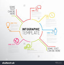 Workflow Infographic Workflow Word Template Fresh Vector