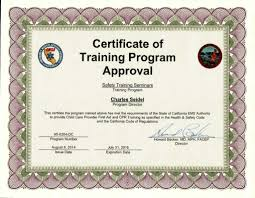 san mateo emsa certification