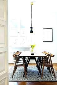 rug size for round dining room table rug size for dining table round kitchen table rugs