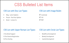 How To Create Bulleted List Items In Weebly Webnots
