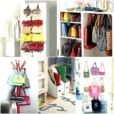 shoe and bag storage purse storage clever handbag storage ideas and solutions within purse storage clever shoe and bag