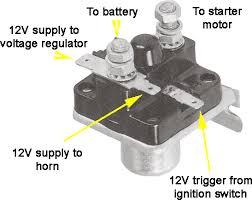 12v starter solenoid wiring diagram 12v image lucas starter solenoid wiring diagram jodebal com on 12v starter solenoid wiring diagram