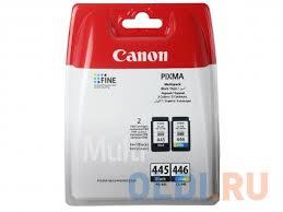 <b>Картридж Canon PG-445/CL-446</b> комплект 2*180 стр. для Canon ...