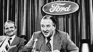 henry ford ii.  Ford Industry Isnu0027t Nearly As Large A Part Of The American Economy Today  It Was In 1970s To Understand Bombshell That Came From Henry Ford II And Ii