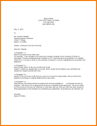 Sample Cover Letter For Job Resumes Sample Cover Letteror Resume It Professional How To Write