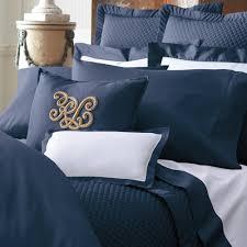 Buy Ralph Lauren Home Langdon Duvet Cover - Navy   Amara &  Adamdwight.com