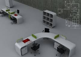 futuristic office desk. Exquisite Futuristic Concept Office Desk As Wells Furniture Design By