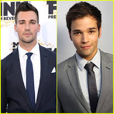 nathan kress then and now 2015. james maslow \u0026 nathan kress take over the young hollywood awards 2014 then and now 2015