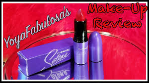 makeup review selena mac collection