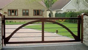 wooden gate guildford