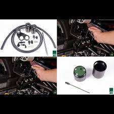 Radium Oil Catch Can – Lotus Evora – Dual   Monkeywrench Racing