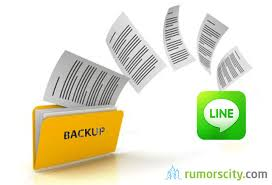 Image result for line backup