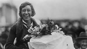Amy Johnson: Has the mystery of the aviatrix's death finally been solved? -  BT