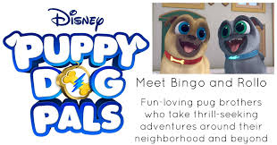 Disney Junior Puppy Dog Pals Review And Activity Sheets