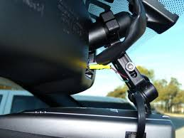 mounting radar detector to rearview mirror ford truck mount mirror radar mount for the escort or beltronics radar detector cord invisicord products home page
