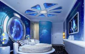 Space Decorations For Bedrooms Space Themed Bedroom