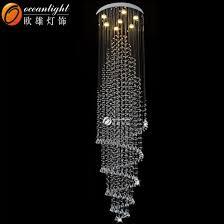 australian crystal hotel decorative lighting luxury large chandelier lights om021 40