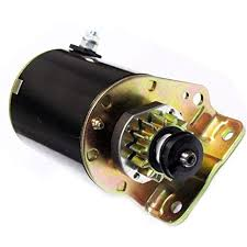 Amazon.com: Caltric Starter Fits Briggs Stratton 693551 14 tooth ...