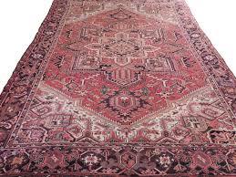 semi antique persian rug heriz azra oriental rugs fine persian rugs turkish rugs atlanta oushak rugs atlanta caucasian rugs atlanta handmade rugs