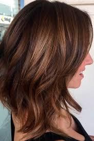 Image Dégradé Sur Cheveux Long Coiffure Cheveux Mi Long