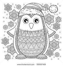 Penguin Coloring Pages Free Download Jokingartcom Penguin