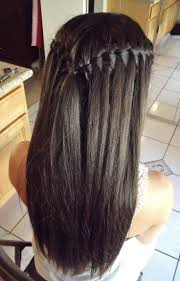 Hair Style For Straight Hair best 25 straight hairstyles ideas easy side braid 4561 by wearticles.com