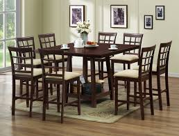 pub dining tables intended for room sets kemist orbitalshow co inspirations 0