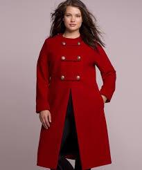 womens plus size long winter coats