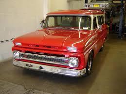 1966 Chevy Suburban - Pauls Custom Interiors Auto Upholstery ...