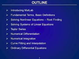 matlab systems of equations talkchannels solve equations matlab talkchannels