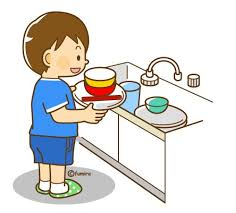 dishes in sink clipart. Plain Dishes 28 Collection Of Put Dishes In Sink Clipart With ClipartXtras