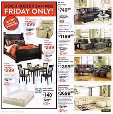 ashley furniture store ad