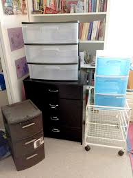 Craft Room Organization and Storage | Cubby Shelves, Pegboard and More