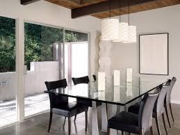 Room Lighting Contemporary Dining Room Wall Decor Ideas Pinterest