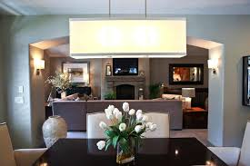contemporary rectangular chandelier beautiful intended for dining room design 19