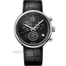 men s calvin klein substantial chronograph watch k2n281c1 mens calvin klein substantial chronograph watch k2n281c1